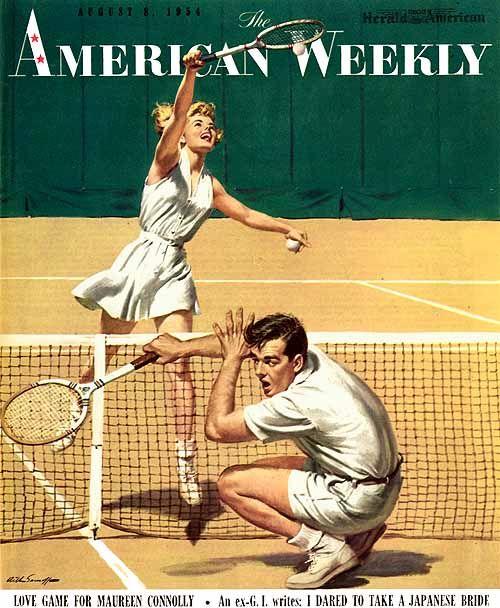 American Weekly (1954) Sarnoff