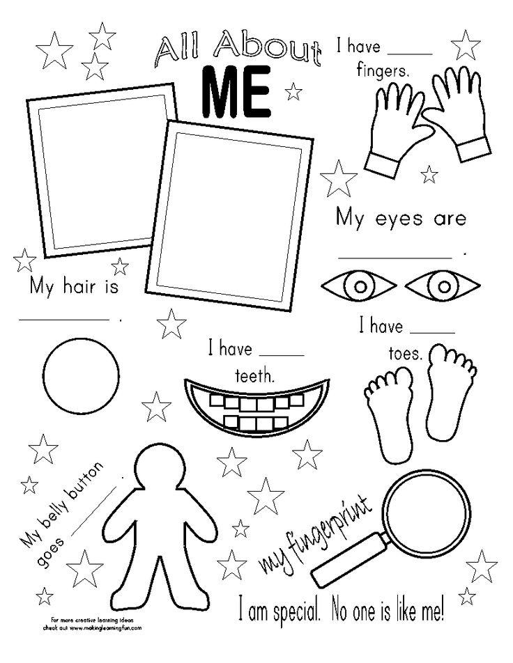 41 Five Senses Coloring Page, 5 Senses Coloring Pages Free