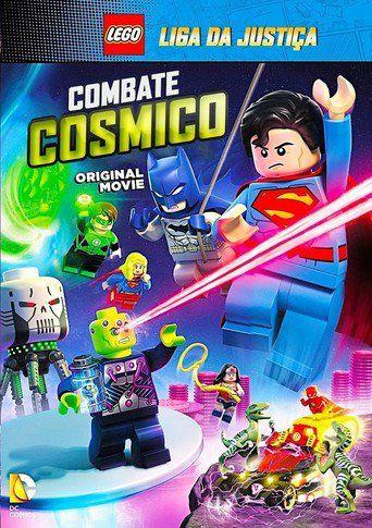 Assistir Liga da Justiça Lego - Combate Cósmico Online Dublado ou Legendado no Cine HD