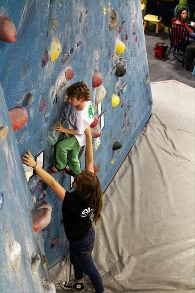 CityROCK Climbing Center - Youth Programs   Boulders