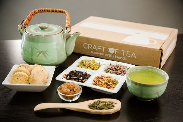 monthly tea subscription box for only $44.95!