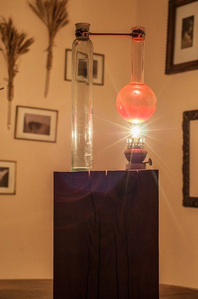"Lampa ""Alchemika"" w Art Wood Kawkowo na DaWanda.com"