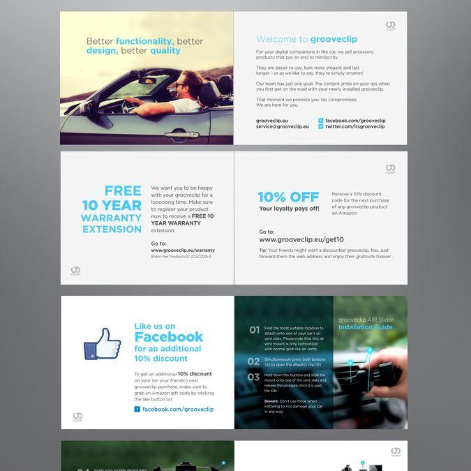 Best Brochure Design Images On   Brand Identity