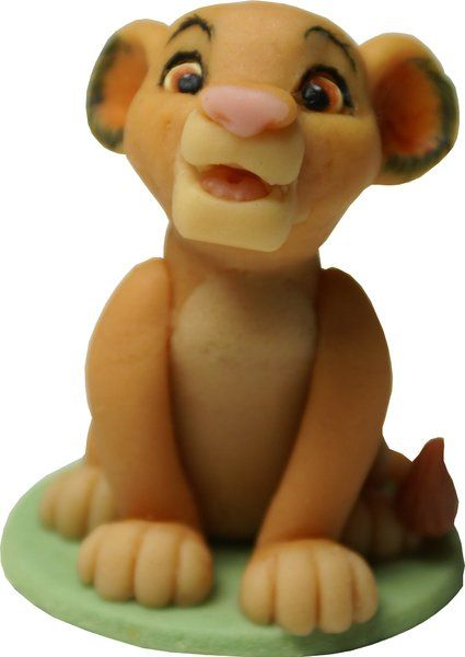 Haderer Disney Marzipan Figur Simba - 60 g - Sweets For My Sweet