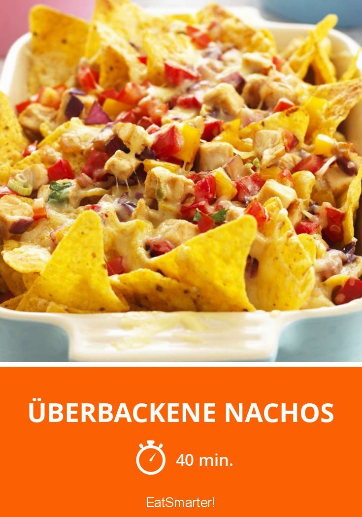 Überbackene Nachos - smarter - Zeit: 40 Min. | eatsmarter.de