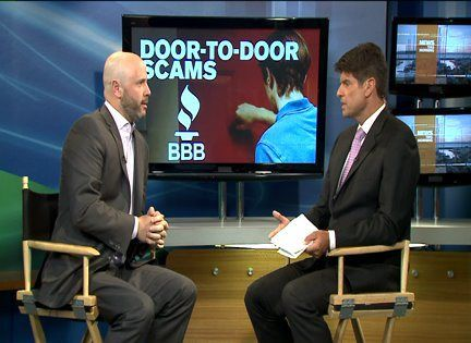 Avoid those summer swindlers --- #BBB teams us with Q13 Fox News to help protect consumers from getting ripped off. http://q13fox.com/2014/07/11/door-to-door-scams/#axzz37SLFIjQk