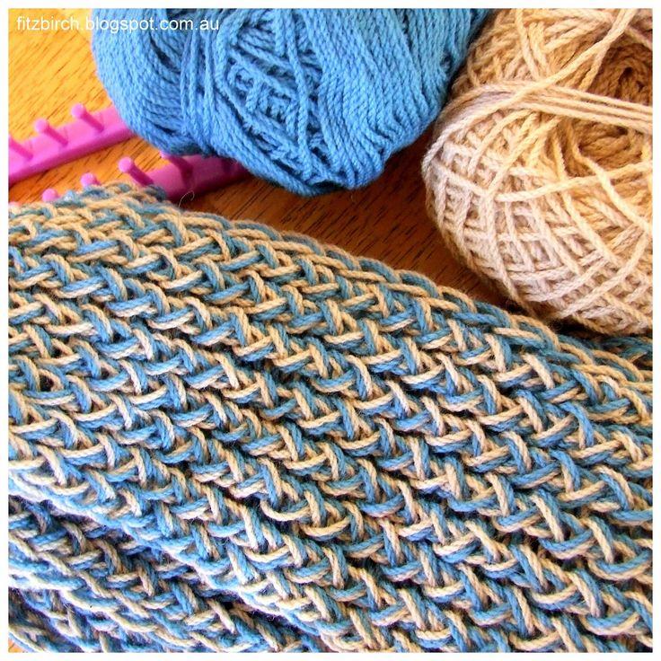 Knitting Websites Best : Best loom knitting images on pinterest knifty