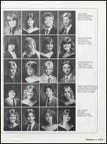 1984 Woodland High School Yearbook Page 166 & 167