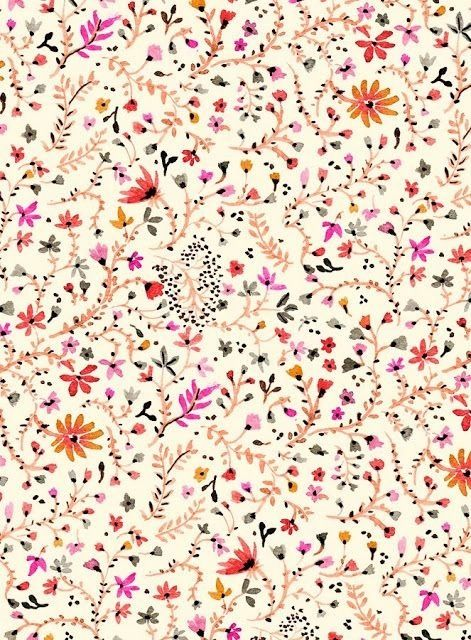 Floral background phone wallpaper | Wallpapers | Pinterest ...