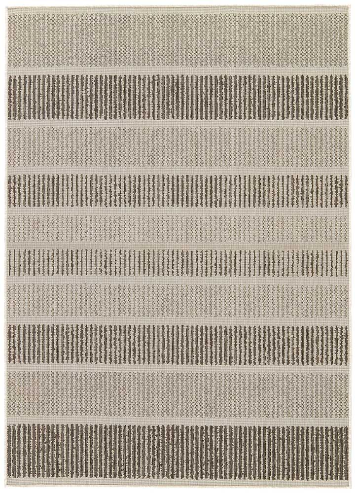 Stripe Out With Cado This Easy Care Textural Indoor Outdoor Look Is Constructed In 100 Percent Polypropylene Rugs Indoor Outdoor Area Rugs Outdoor Area Rugs