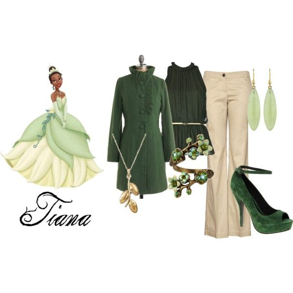 Princesses Tiana My Style Boho Chic Meets Clic Comfort Pinterest Princess And
