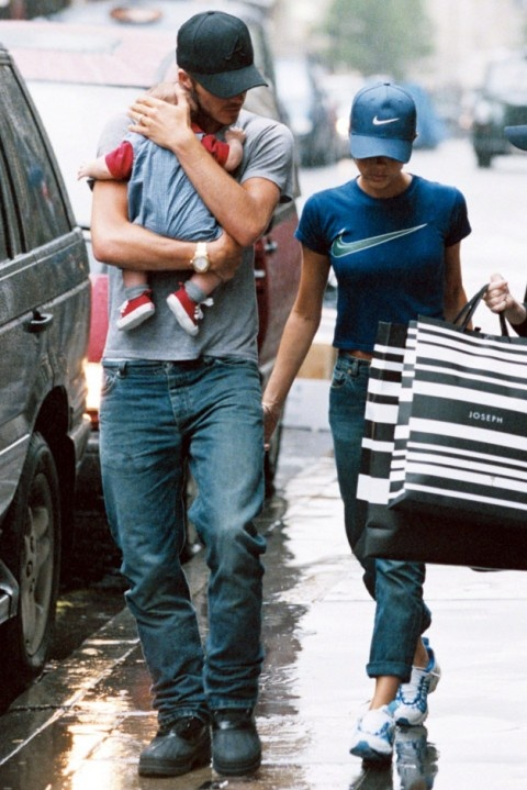 David and Victoria Beckham.... #family #romance #kids #love      www.morseandnobel.com