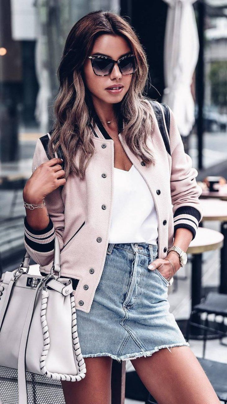 How to denim a wear skirt pinterest recommendations dress for spring in 2019