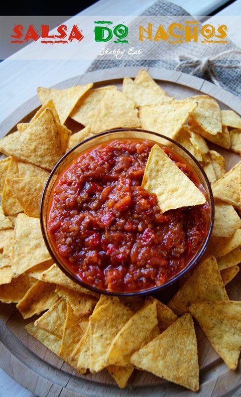 salsa pomidorowa do nachos / nachos tomato salsa