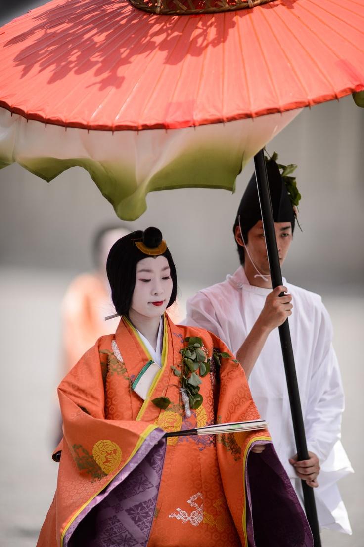 Kyoto's Aoi Matsuri Festival, Part 3