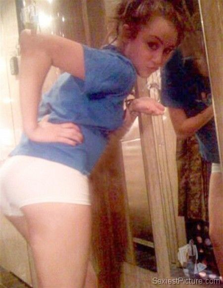 Miley cyrus leaked photo