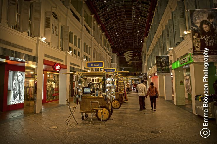 Photo by Emma Booysen Photography. Bugis Junction in Singapore.