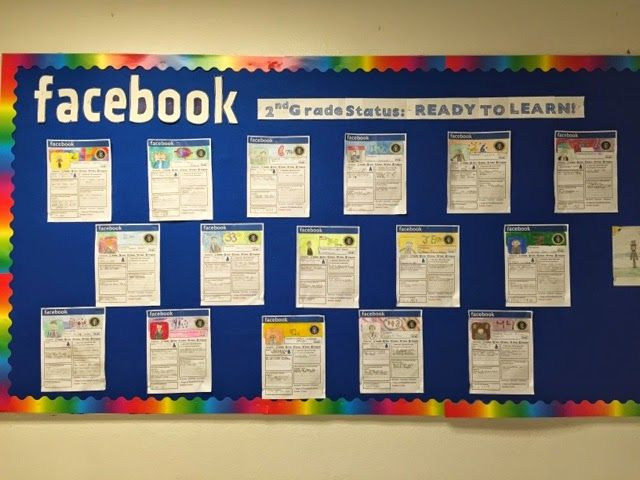 1000 ideas about facebook bulletin board on pinterest for Bulletin board organization