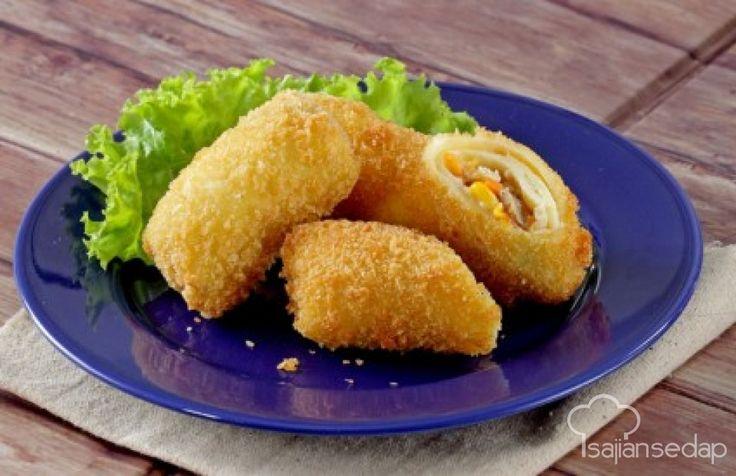 Risoles jamur sayur, kreasi risoles nan lezat. Mau disajikan sebagai saat santai atau untuk di jual juga menguntungkan.