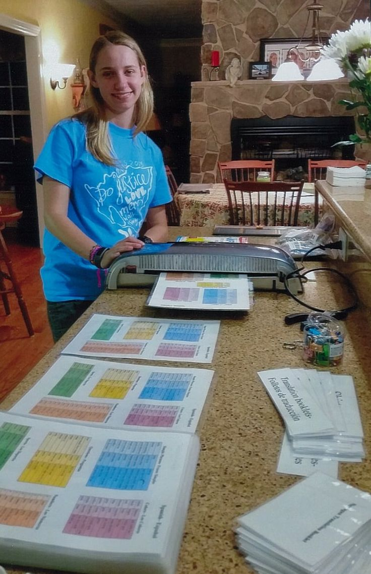 Girl Scout Gold Award Project