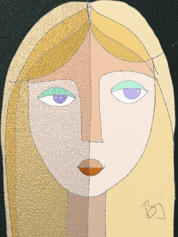 Girl variations 5. by BI