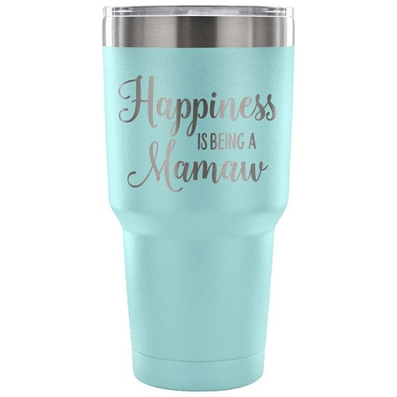 Personalized Tumbler for Nanna Nanna Gift for Mother/'s Day Christmas or Grandparent/'s Day Custom Tumbler for Nanna from Grand Kids