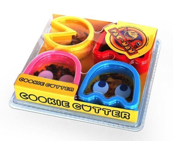 10 Geek Cookie Cutters