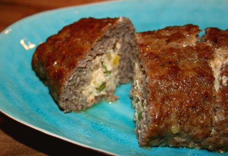 Köttfärslimpa Créme Bonjour med Soltorkade Tomater & Worcestersås – Kryddburken