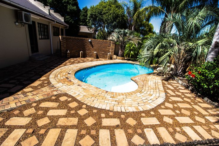 This 3 bedroom Wellington home for sale also has a swimming pool.