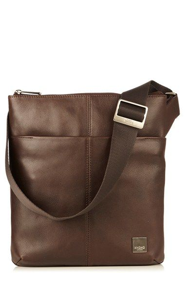 KNOMO London 'Kyoto' Leather Crossbody Bag available at #Nordstrom