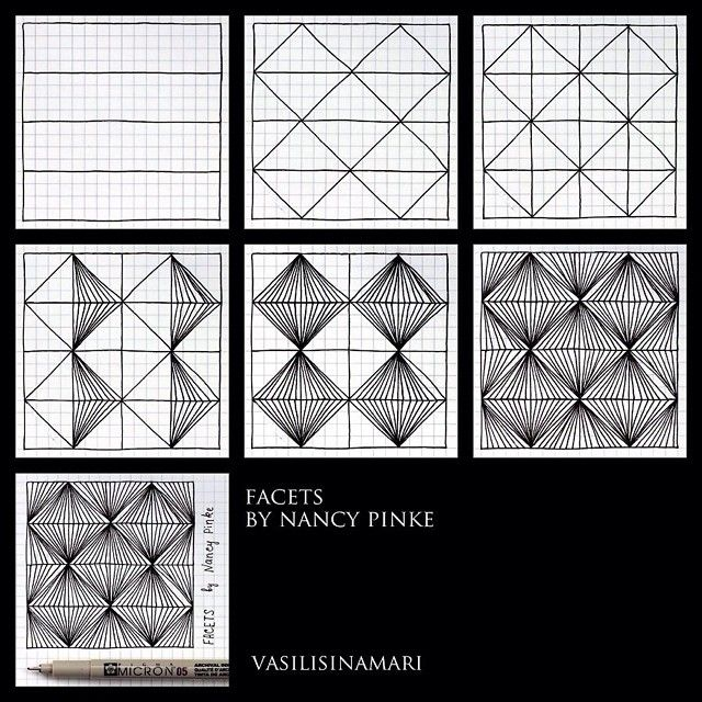 Facets by Nancy Pinke, step out by Maria Vasilisina - Instagram photo by @vasilisinamari (Мария Василисина) | Iconosquare