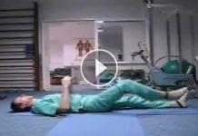 Špičkový ruský lekár vám predvedie ľahké cviky, pomocou ktorých sa vyhnete bolestiam, prípadne operácií chrbtice!