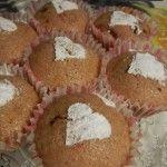 Muffins alla Fragola e Canditi di Cedro
