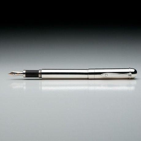 Thomas Davenport Fountain Pen