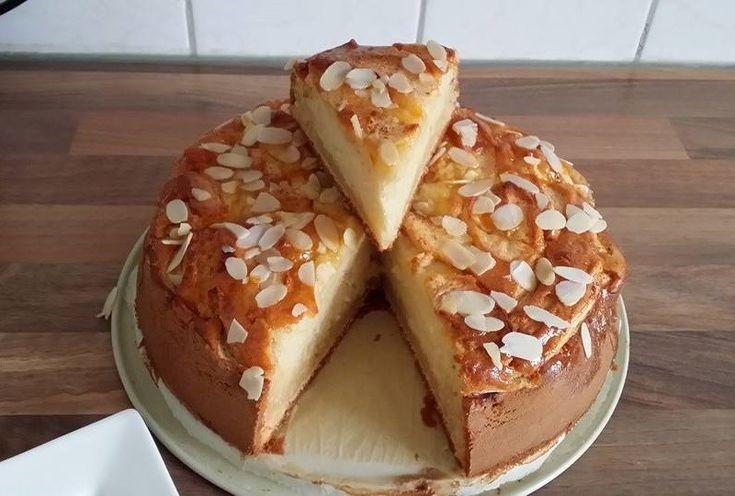 Dames, deze appelcake is vrij makkelijk om te maken. Hieronder volgt het recept. Ingrediënten: 200 gr bloem 150 gr suiker …