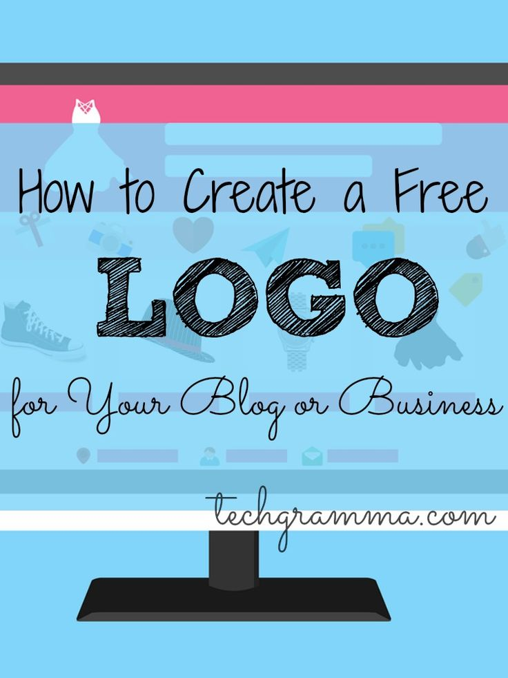If you're on a tight budget like I am, learning how to create a free logo for your blog or website may be the perfect idea for you.