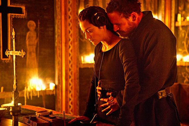 First Official Photos From Macbeth, Starring Michael Fassbender and Marion Cotillard - ComingSoon.net