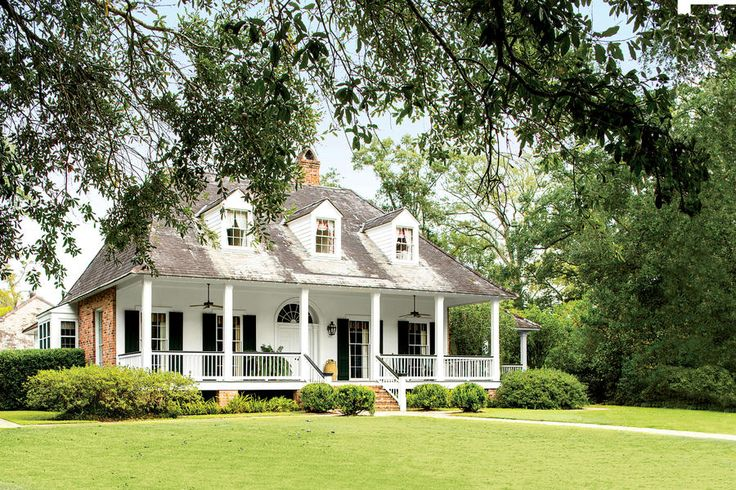 Charming Home Exteriors: Proportion and Patina