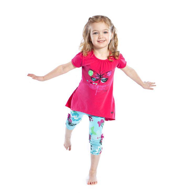 Nanö Collection JARDIN MAGNIFIQUE Printemps-été 2016. Prêt-à-porter filles 12 mois à 8 ans. / BEAUTIFUL GARDEN Spring-summer 2016. Sportswear girls 12 months to 8 years. www.nanocollection.com