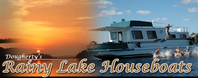 House Boat Rentals Voyageurs National Park Minnesota Fishing Trips
