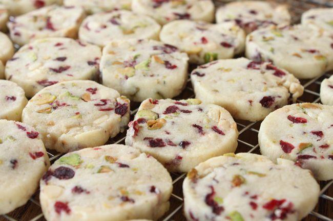Cookies, Chocolate Shortbread Cookies, Holiday Baking, Cookies Galore ...