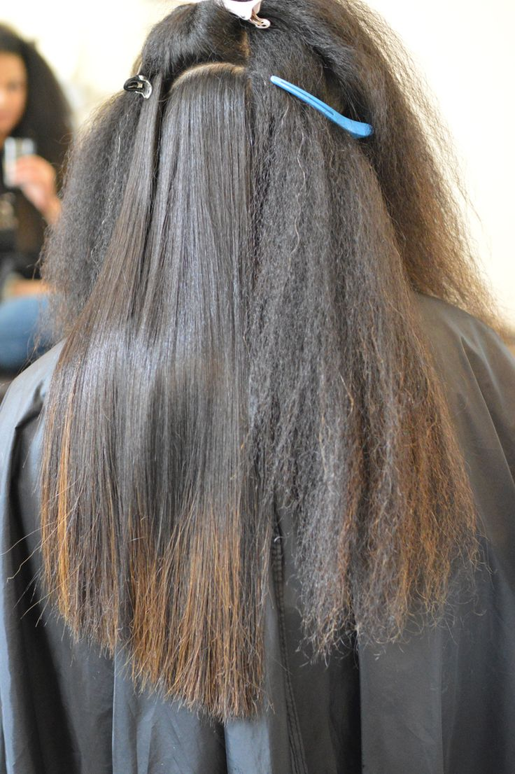 Magic straight perm vs keratin - Japanese Hair Straightening The Girl In Blue