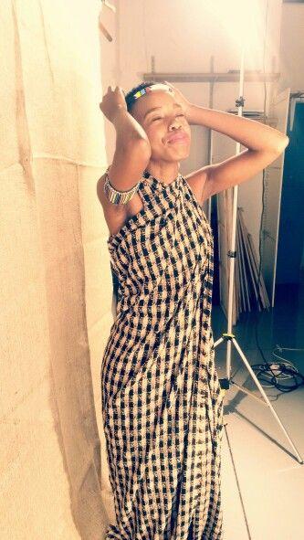 Traditional Photoshoot/fashion designer/Photographer/Theme: ZuluGirl