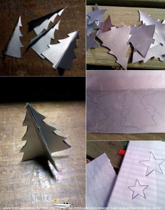 Manualidades de navidad con envases reciclados http www - Manualidades con envases ...