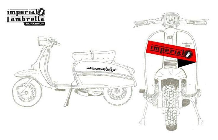OrWDL x Imperial Lambretta