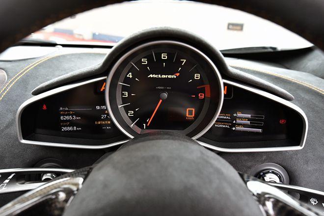 McLaren / 650S