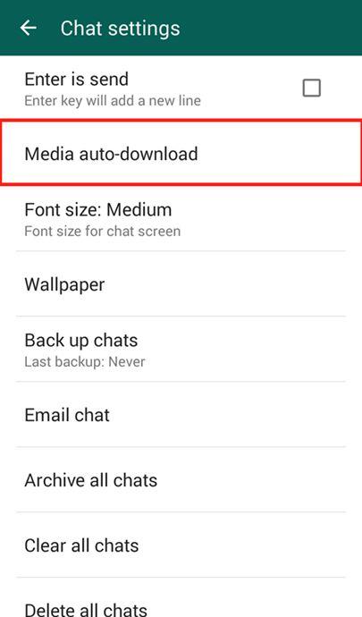 CLick Media auto-download