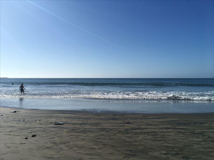 Playas Costa región de Valparaíso Chile