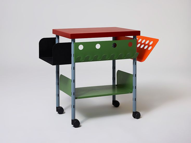 konstantin grcic trolley for driade, 1995