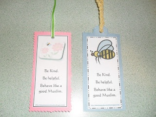 A Muslim Child is Born: Islamic Character Education for Kindergarten: Kindness